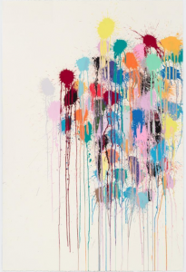 Splat, recently shown at The Dallas Contemporary